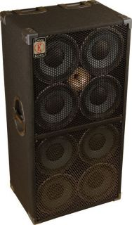 Eden Bass D 810RP Speaker Cabinet 8x10 1200W Local Pickup Only