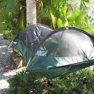 Lightweight Hammock Camping Bivy Tent Outdoor Camp Backpacking Waterproof Tarp