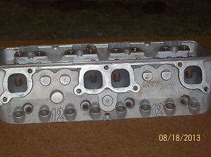 351 Cleveland Ported and Polished Aluminum Heads Free Intake