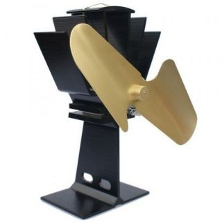 Cosyfan Heat Powered Wood Burning Stove Top Fan Eco Friendly Reduce Bills