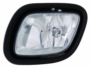 Freightliner Cascadia Class 8 Trailer Truck 08 12 Fog Light Lamp Without DRL LH