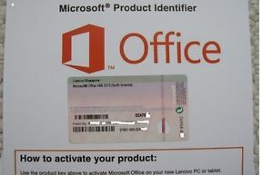 New microsoft office 2013 365 licence card 5 users 1 year subscription microsoft office 2013 home and business product key card new colourmoves
