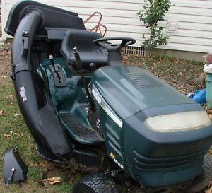 Craftsman LT1000 Lawn Mower Parts on PopScreen