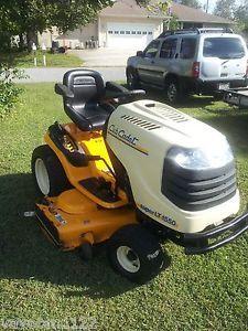 Cub Cadet Super Lt 1550 Riding Lawn Mower Garden Tractor