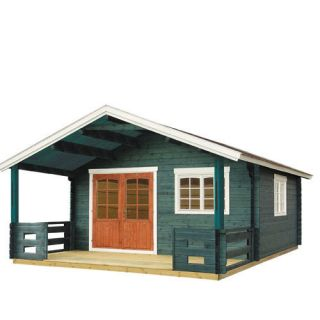 Cabin Kit Lillevilla Dreamcather Shed Log Cabin Garden House Storage