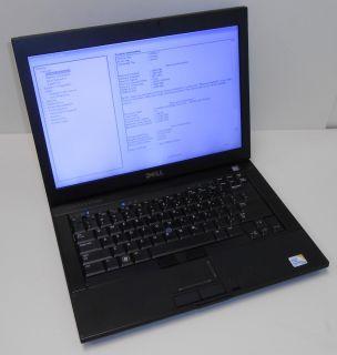 Dell Latitude E6400 Notebook 2 53GHz P8700 Core 2 Duo 4GB 250GB DVD RW BT WiFi