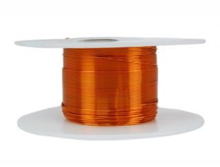 Magnet Wire 26 AWG Gauge Enameled Copper 200C 2oz 157ft Magnetic Coil Winding