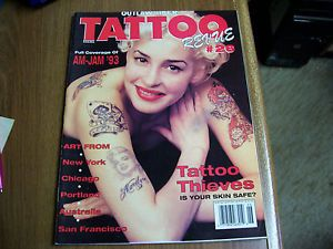 Outlaw Biker Tattoo Revue 26 May 1993