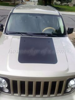 Vinyl Hood Decal Graphic Stripe Fits 2008 2012 Jeep Liberty Limited Sport