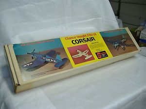 Sterling Models F4U Corsair Model Airplane Kit 2 Channel RC or Control Line