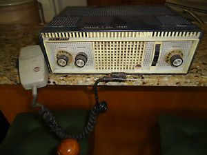 CB Base Station 2 Way Citizens Band Radio RCA Lafayette Transceiver Receiver