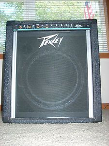 Peavey KB 100 75 Watt 3 Channel Keyboard Electric Guitar Amplifier Amp Speaker