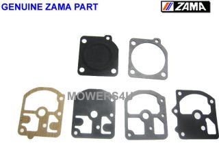 Genuine Zama Carburetor Diaphragm Kit GND 32 GND32 McCulloch Trimmers Blowers