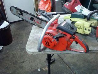 Homelite Super XL Chainsaw