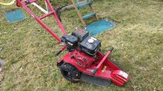 Praxis 13HP Stump Grinder Walk Behind