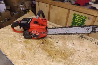 Homelite Super EZ Automatic Chainsaw