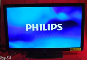 """Philips 40PFL4706 40"""" 3D Ready 1080p HD LED LCD Internet TV HDTV Television"""