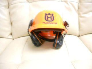 Safety Helmets Husqvarna Proforest Chainsaw Hard Hats New Power Equipment