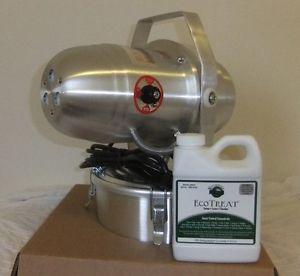 Tri Jet ULV Fogger Kit 16oz Natural Cedar Oil Pest Control Fogger Concentrate