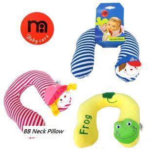 Coussin Oreiller Pour Enfant BÉBÉ Poussette Mothercare Neck Support U Shape Neuf