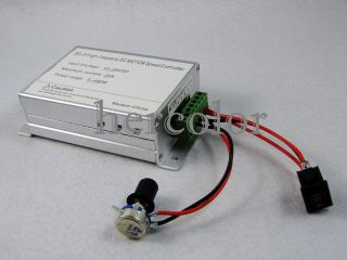 400W DC Reversible Motor Speed Control PWM Controller 12V 28V 20A
