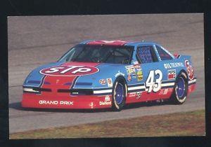Richard Petty 43 NASCAR Race Car Racing Postcard Cars STP Advertising