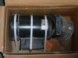New Emerson Eletric Motor and Hydraulic Pump Assembly