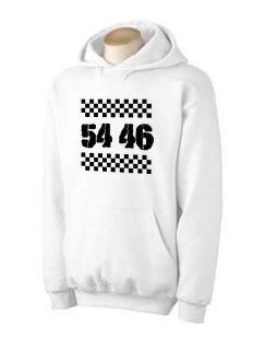 54 46 Hoodie Was My Number Toots The Maytals Ska Reggae Mod T Shirt