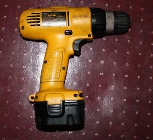 Dewalt DW927 Cordless Drill Driver Power Tool 12V for Parts as Is
