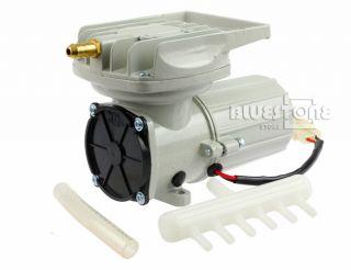New Portable DC 12V 70L Permanent Magnetic Air Compressor Pump Inflated Aerator
