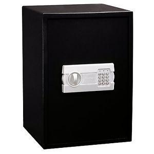 Gun Handgun Pistol Ammo Money Jewelry Safe Safety Lock Security Box Electric New