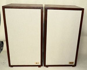 Acoustic Research AR 5 Speakers Very RARE Good Conditions