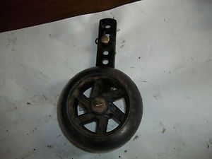 Craftsman Riding Mower Deck Anti Scalp Wheel Gauge Wheel