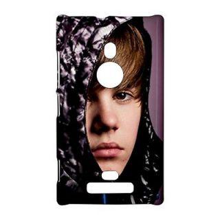 Justin Bieber Hard Case for Nokia Lumina 920 925 LM4564