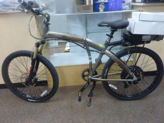 2013 Prodeco Technologies Electric Bicycle 36V 500W Folding Storm E Bike