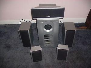 Pioneer 5 1 Surround Sound Home Theatre Speakers