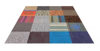 Interface Flor Carpet Tiles Gypsy Area Rug