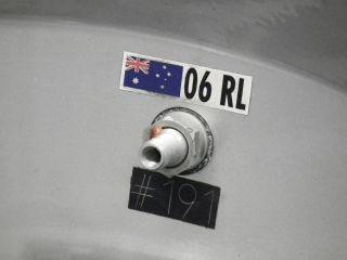 Red Bull Racing RB6 Used F1 Rear Wheel Coffee Table Webber Vettel Formula 1