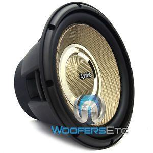 "Kappa 100 9W Infinity Sub 10"" Kappa Loud 1400W Bass Pro Subwoofer Speaker New 050667110451"