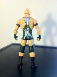 WWE Custom Ryback Mattel Elite Skip Sheffield Nexus