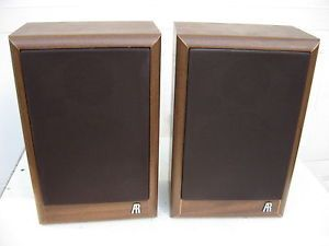 Acoustic Research 8 B Speakers