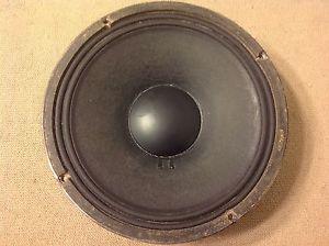"JBL E120 8 E120 12"" Guitar Speaker 8 Ohm Driver Works Great"