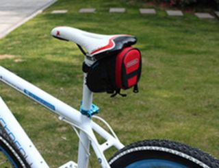 Roswheel Cycling Mountain Bike Bicycle Saddle Bag Seat Tail Pouch Package Rear