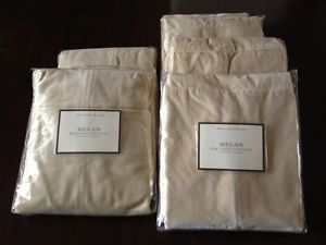 ... Pottery Barn Megan Chair Slipcovers ...