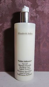 Elizabeth Arden Visible Difference Moisture Formula for Body Care 10 FL Oz