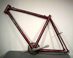 Trek Singletrack Series ZX 970 Mountain Bike Bicycle Frame