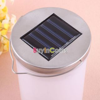 Solar LED Spot Light Lawn Lamps Pathway Yard Garden Lamp Safety Flash Lights