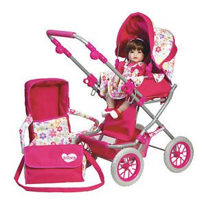 Adora Doll Accessories Deluxe Stroller