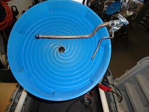 Gold Wheel Spiral Panner Gold Miner Sluice Dredge Mine Black Sand Clean Up
