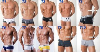 Hot Sell TOOT XUBA Men's Boxer Brief Underwear